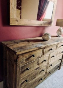 Zoo Interiors Bespoke Furniture Chest of Drawers