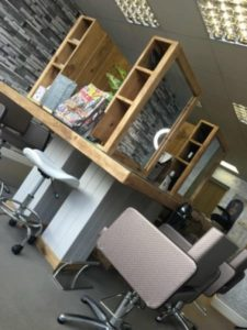 Zoo Interiors Bespoke Furniture Side Pillar Desk