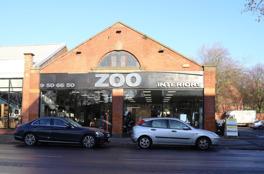 Zoo Interiors Home and Garden Furniture Showroom Nottingham