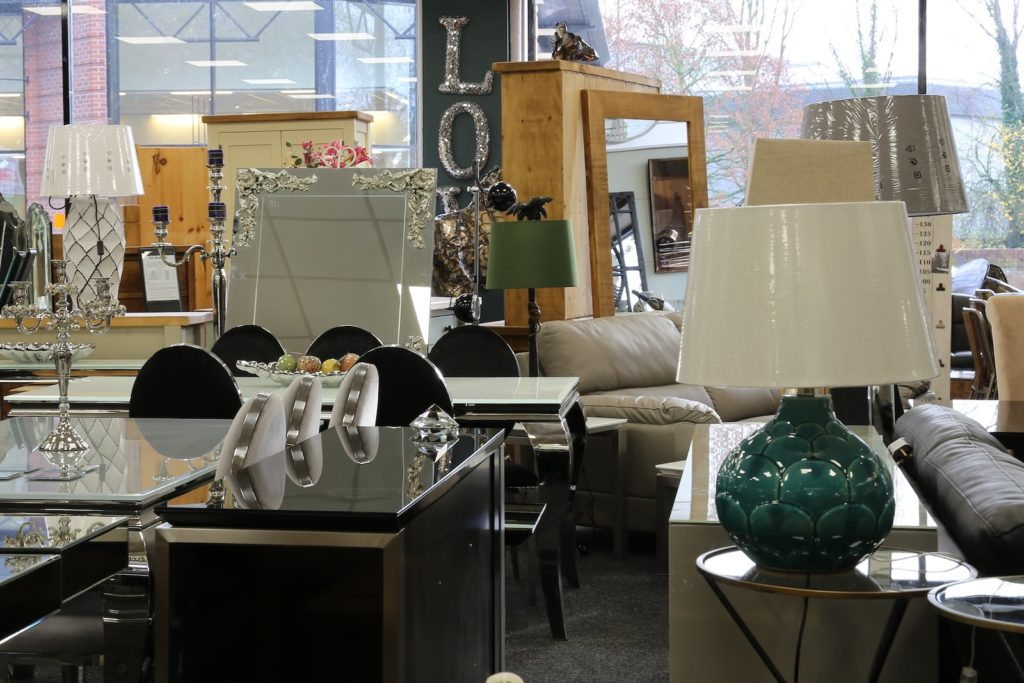Zoo Interiors Lighting Furniture Showroom Nottingham