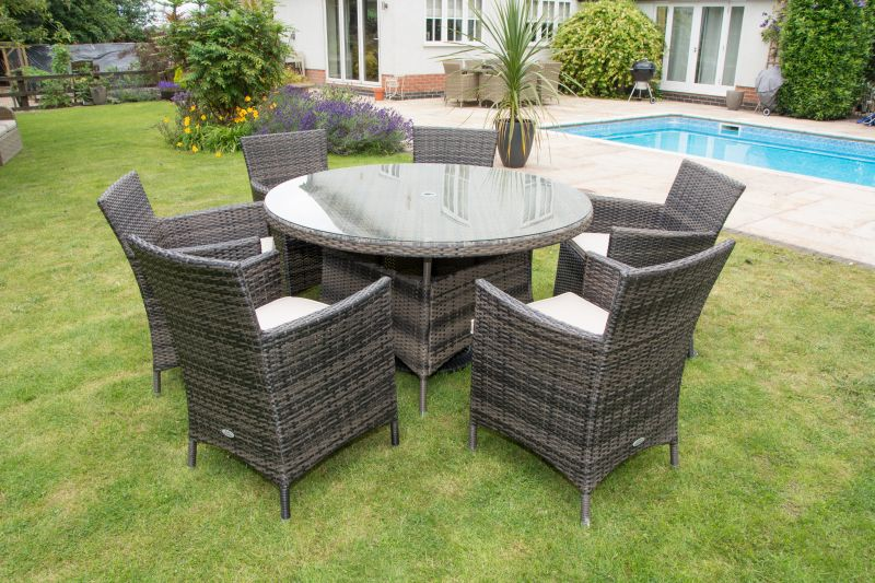 6-la-chairs-and-1-35-metre-round-rattan-table-mixed-brown-rattan