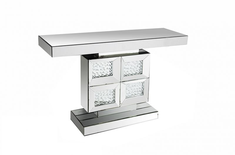 mirrored-console-table-floating-diamond-gd-1834